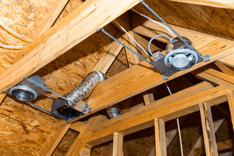 electrician residential construction Rogers AR