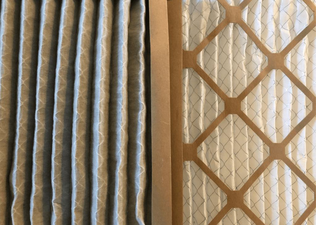 replace air conditioning filters