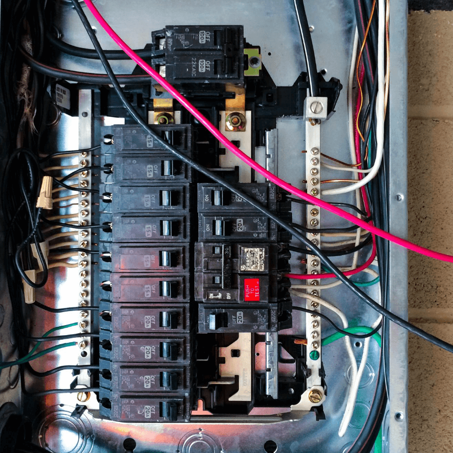 residential electrician panel upgrades