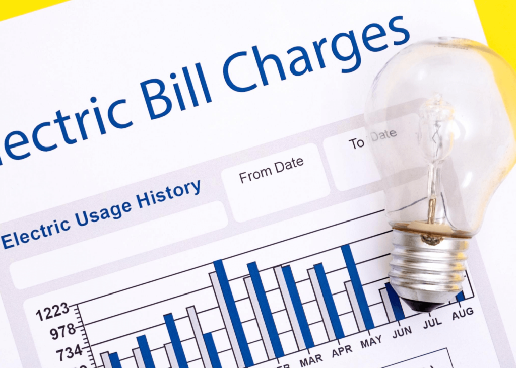 save money on electric utility bill