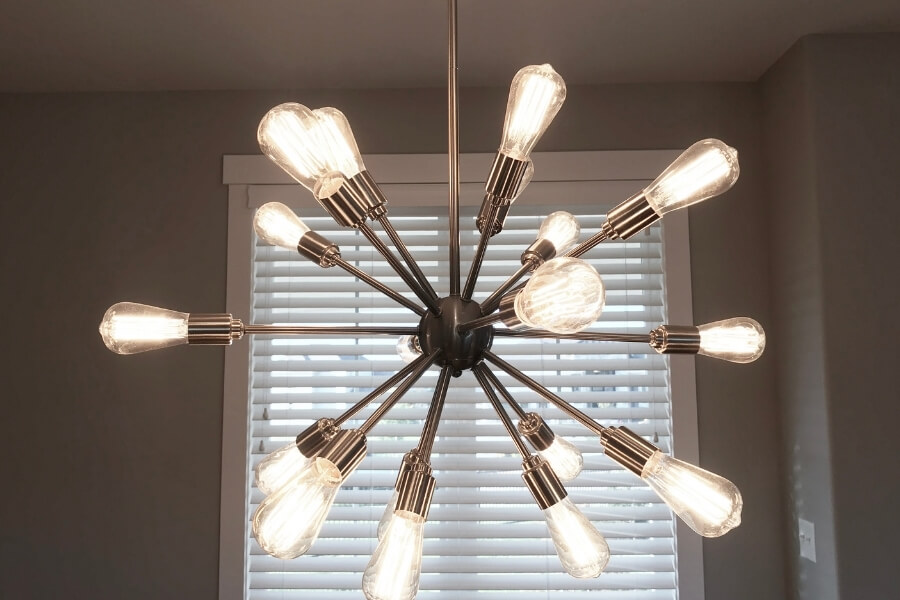 Lighting design style_fixtures for home lighting plan